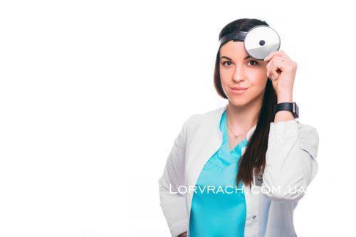 ЛОР-врач в киеве фото