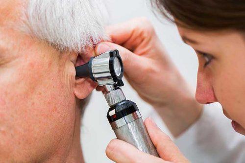 Диагностика слуха для взрослого