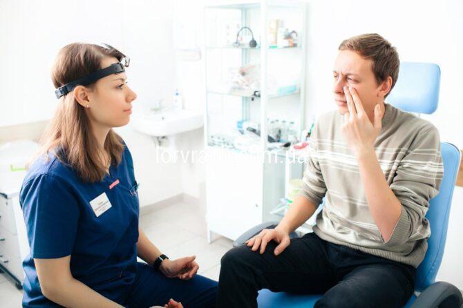 Печіння і сухість у носі – що робити