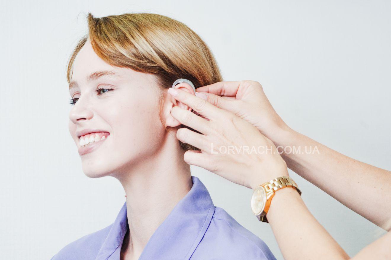 Правильное восстановление слуха