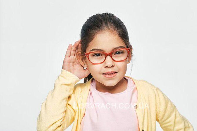 Орган слуху людини