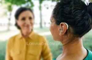 Підбір слухових апаратів